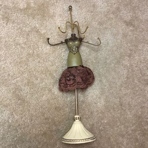 Madonna style jewelry holder